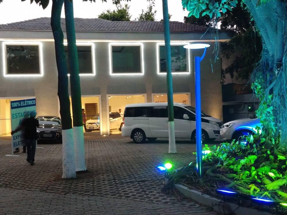 Inauguração da 1a loja de carros elétricos no Brasil da JAC Motors [15719711571571971157445468319.jpg]