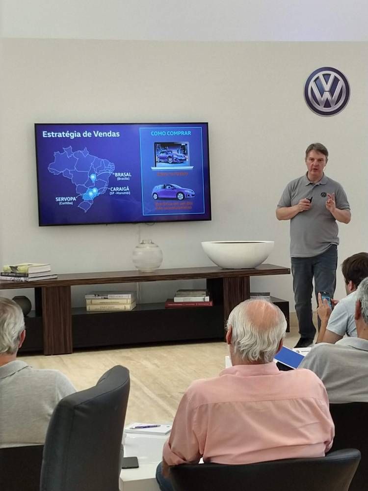 4 de novembro de 2019, a Volkswagen lançou oficialmente o GTE no Brasil. O GTE é um veículo híbrido que substituirá o GTI no Brasil e é o primeiro veículo híbrido da marca no Brasil. [15729763301572976330899319247.jpg]