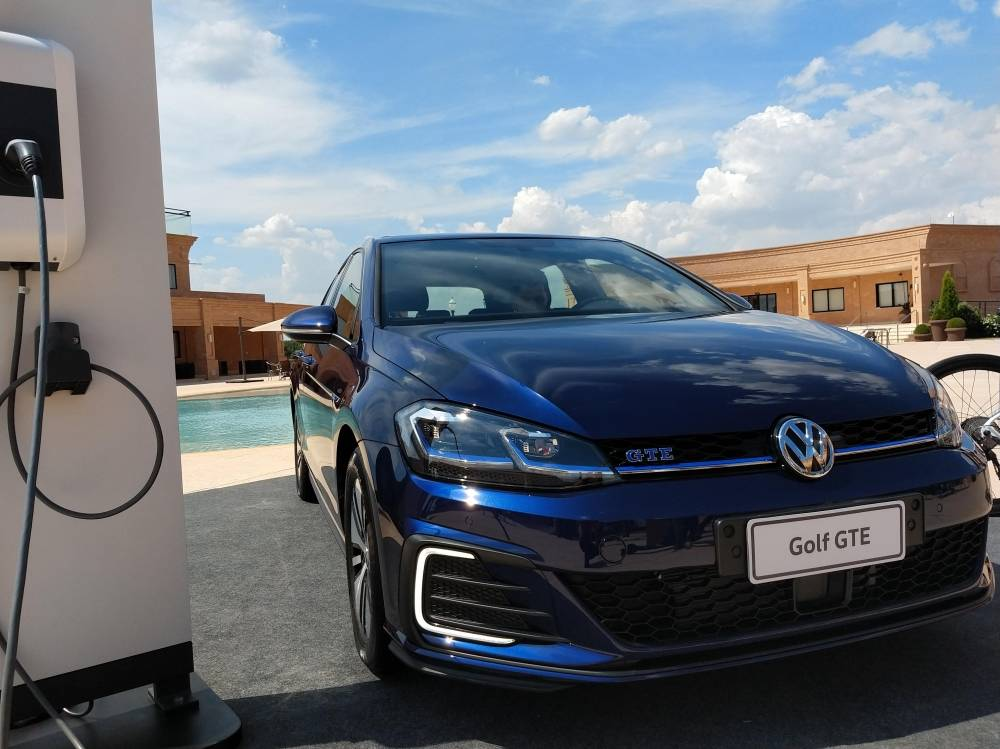 4 de novembro de 2019, a Volkswagen lançou oficialmente o GTE no Brasil. O GTE é um veículo híbrido que substituirá o GTI no Brasil e é o primeiro veículo híbrido da marca no Brasil. [157297635115729763510261281554.jpg]