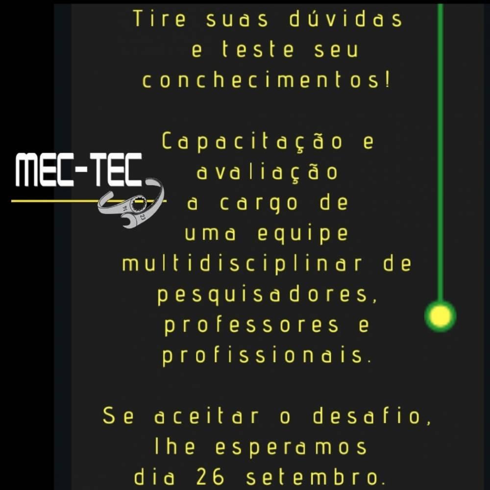 Dia 26/09/2020 - Curso grátis de carros híbridos e elétricos - MEC TEC - São Paulo. Aula teórico-prática para mecânicos quem quer converter ou profissionais quem quer empreender. Instrutores master, trocando com os alunos conhecimentos e experiência.  [159996478715999647879643250845.jpg]