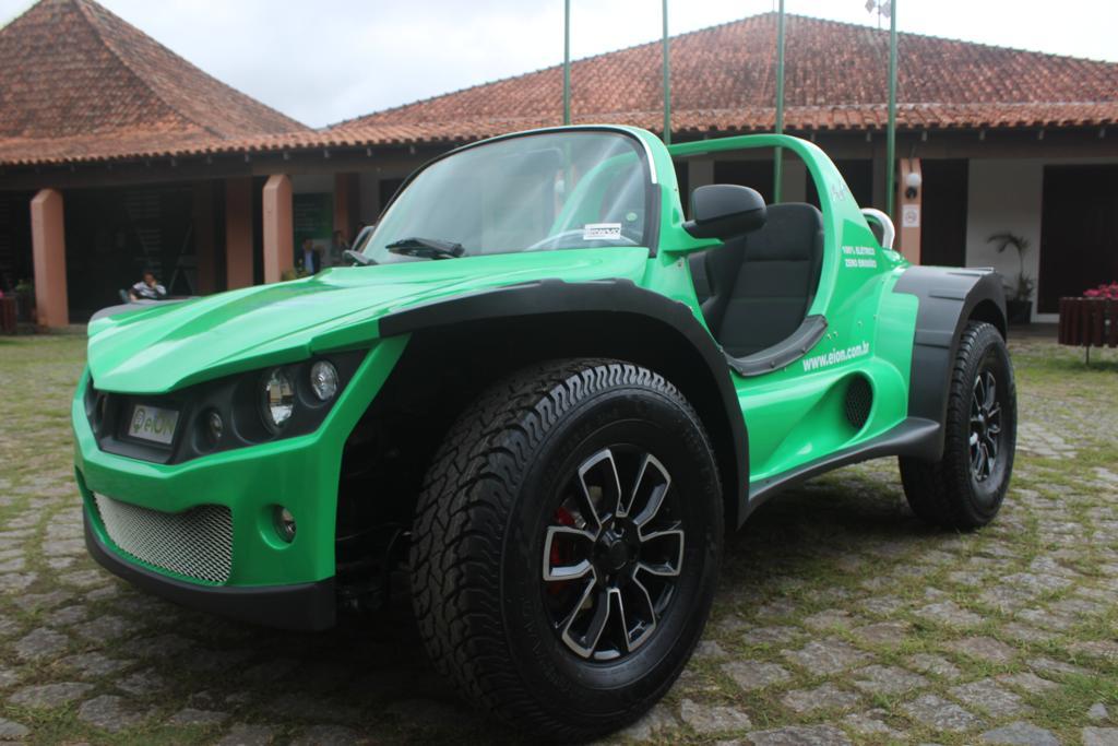 Especificações, preço, teste-drive carro eletrico eiON Buggy Power Brasil.