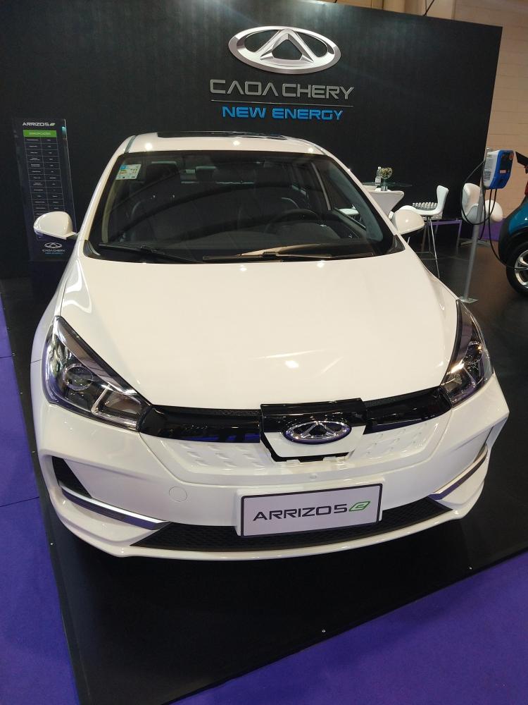 Especificações, preço, carro eletrico Chery Arrizo 5e Brasil. [157004345015700434509654260136.jpg]