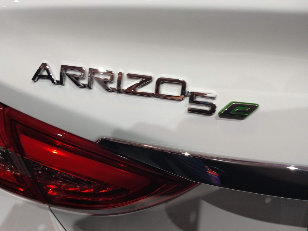Especificações, preço, carro eletrico Chery Arrizo 5e Brasil. [157004345215700434528893709593.jpg]