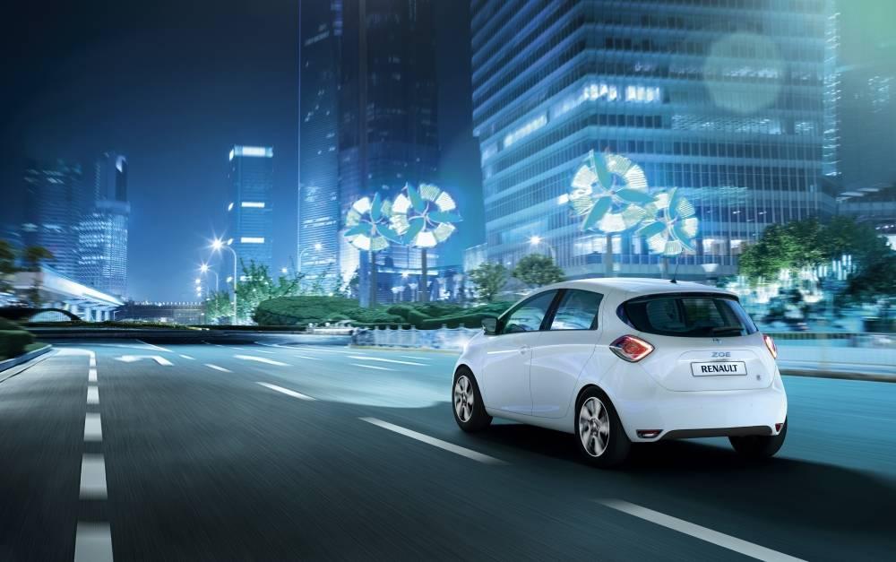 Renault inaugura espaço de inovação no Cubo Itau e lança carsharing com o elètrico ZOE