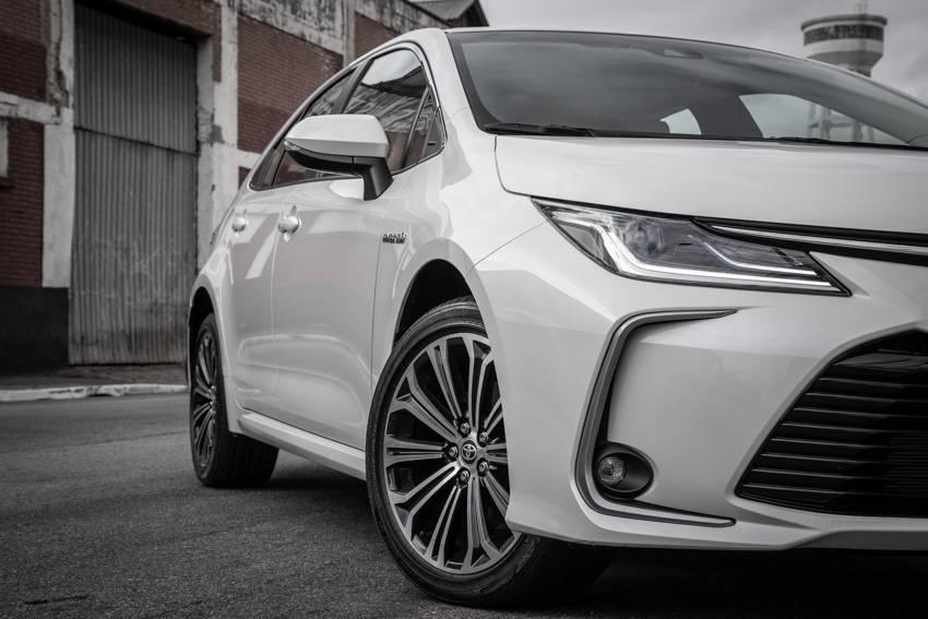 Proposta inovadora da Toyota Mobility Service