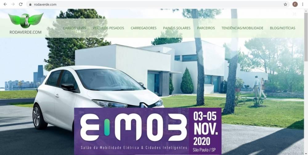 Parceria entre a Rodaverde.com e a NürnbergMesse Brasil para o E-MOB.