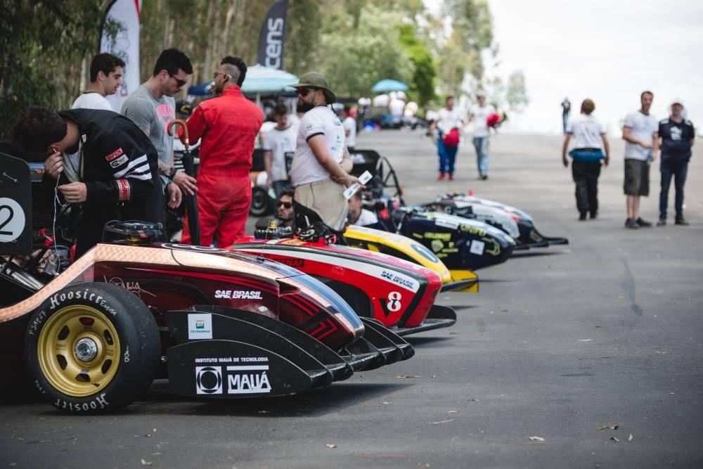 As Competições de Fórmula SAE