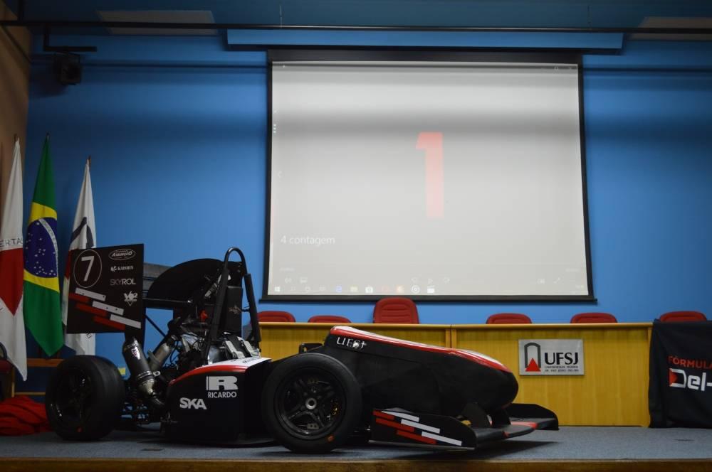 A equipe Fórmula Del-Racing UFSJ: uma história de desafios