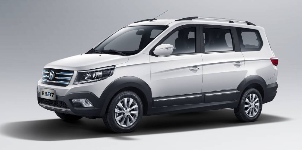 KEYTON MOTOR inicia vendas da EX7, primeira minivan 100% elétrica do Brasil.