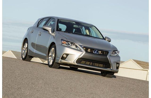Lexus CT 200h Eco 1.8