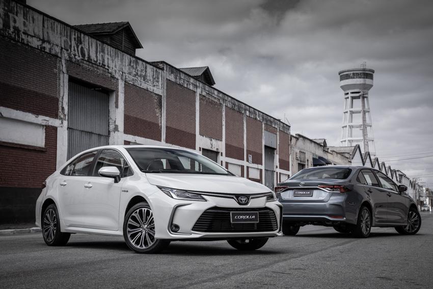 Toyota Corolla Altis Hybrid 1.8