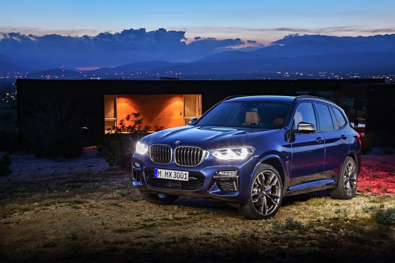 BMW X3 xDrive30e 2.0